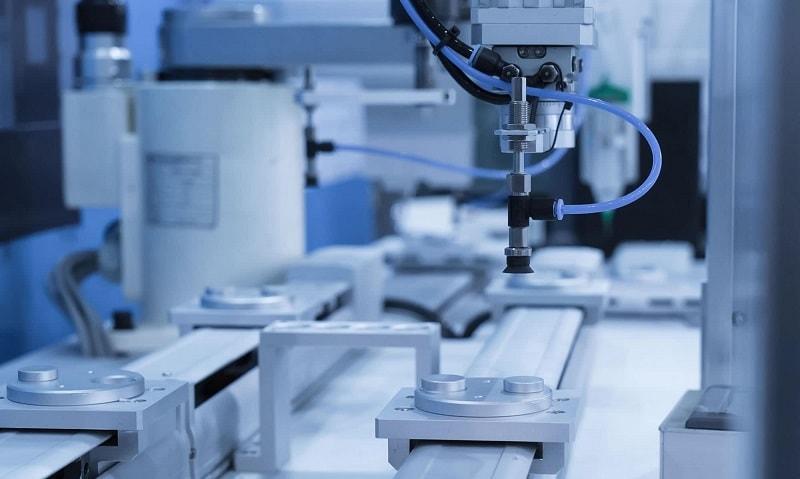 تجهیزات اتوماسیون صنعتی